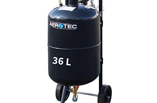 Aerotec Mobiles Sandstrahlgeraet 36 l 500x330 - Aerotec Mobiles Sandstrahlgerät 36 l