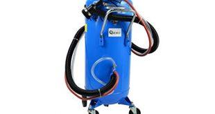 106L Sandstrahler mit Vakuum 310x165 - 106L Sandstrahler mit Vakuum
